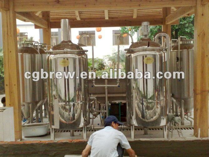 10hl copper brew kettle whirlpool equipment for brewing for Craft kettle brewing equipment