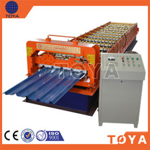 New type seaming roofing sheet metal roofing tile making machine roller former /TOYA machine