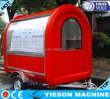 Mobile Catering Food Van/food trucks for sale