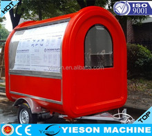 hot dog cart careting vans trucks vans Mobile Catering Food Van/food trucks for sale