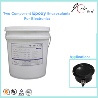 Jorle epoxy resin for electronic component