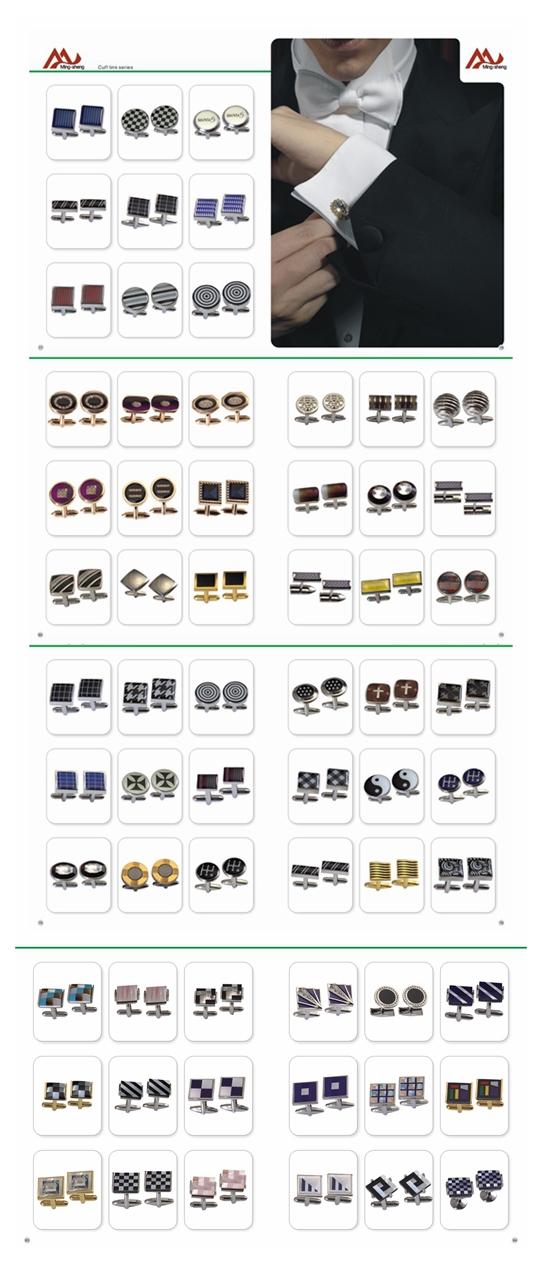 2014 fashion flag style cuff links