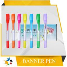 Advertising cheap customized promotional pen with pull out paper for Japan market