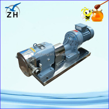 3rp series rotary lobe yoghourt pump perfect service