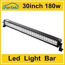 straight 30inch 180w epistar led light bar