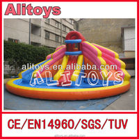 Ali 2015 New inflatable water slide blower with CE