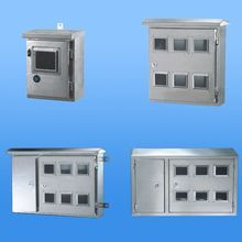 high quality IP66 electricalsheet metal waterproof outdoor electrical box/steel electrical distribu/metal distribution box