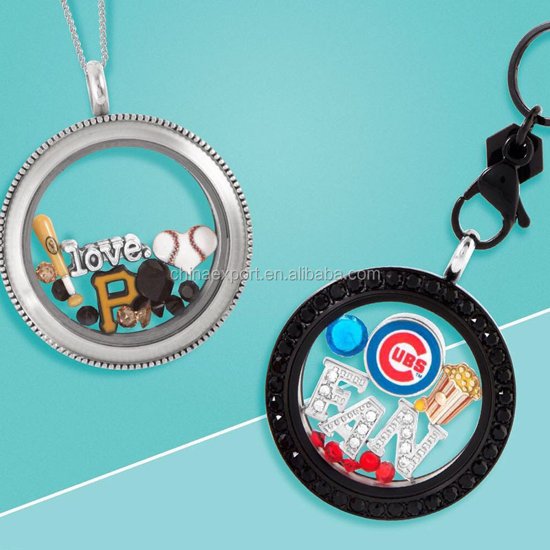 china new products floating locket charms floating charms