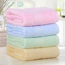 Customer Design Woven Multi Color Hand Face Hotel Cotton Towels