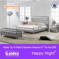 reino unido venda quente mobiliário moderno quarto fabricante cama meninas 2861b