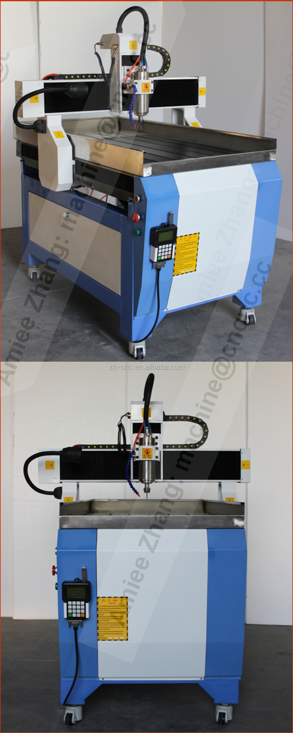 Small CNC Router For Wood Metal Stone 6090 DSP Offline Control
