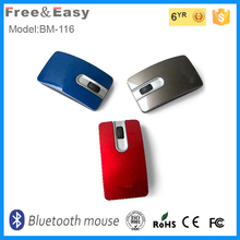 Gift promotinal characteristic bluetooth charming oem 3d mouse for children