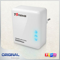 hot sell 500Mbps power line adapter wireless powerline adapter