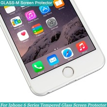 High Definition Mobile Phone Use Glass Cover For Iphone 6 Plus