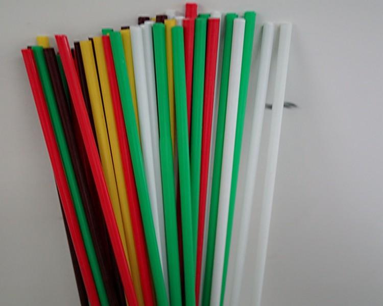 Tubo de frp grp varilla de fibra de vidrio o fibra de - Varillas fibra de vidrio ...