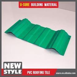 solar panel plastic roofing sheet