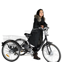 CE new design3 wheel electric trike motorcycle for adults 2015