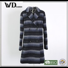 New products on China market women coat cheap, fashion winter coat factory price