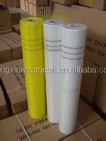 2mm fiberglass mesh/adhesive wall covering fiberglass mesh