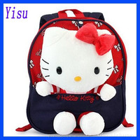 2014 superbreak school Backpack shoulder hello kitty bag