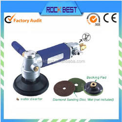 Pneumatic Water Stone/marble/granite/quartz Polisher/Sander/Grinder/Polishing Tool