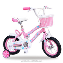 2014 hot sell pink for girls children bike/kids bicycle
