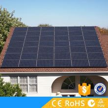 Off Grid Solar Module System 5KW (Supply Air Condition, LED Light, Fan, PC, Television And So On)