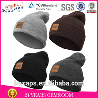 High Quality Wholesale Cheap Custom Winter Hat/ Knitted Beanies/ Knitted Hat