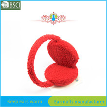 promotion polar fleece warm ear cover