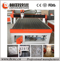 CNC Router for Making Advertising Signage/cnc router machine for aluminum LT-1212