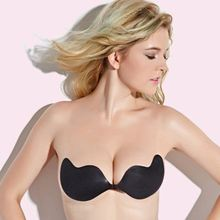 secret adhesive bra, self-adhesive transparent bras for women