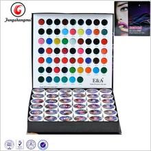 Fengshangmei pure color 36pcs color uv gel soak off gel uv 36 colors mix