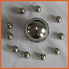 chinese factory supply 10mm half hollow steel ball