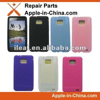 For Samsung GALAXY S2 silicone skin case