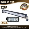 2015 Newest Curved led light bar , 5W 4D lens 400w 50inch led light bar,magnetic led light bar lens 4D led light bar