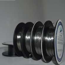 24 AWG high quality fecral round wire for E-cigarette atomizer
