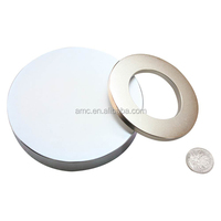 Made in China customized ndfeb n42 neodymium magnet composite disc for sale