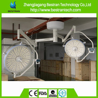 BT-LED755 hospital two domes heads led operation theatre light