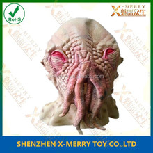 X-MERRY DOCTOR DR WHO FACE MASKS - XMAS BIRTHDAY PARTY Horror Ood mask
