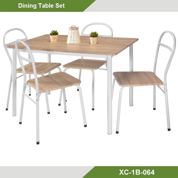 Conjunto mesa 4 sillas barato oferta sets para sala for Conjunto comedor barato