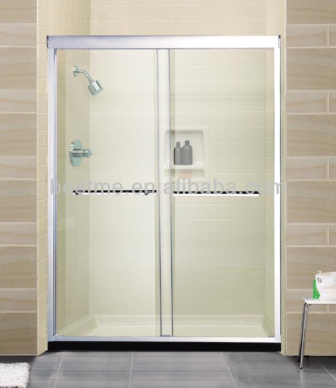 Types of hinges sliding shower doors china manufacturer for Sliding door types
