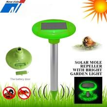 Multifunction outdoor solar light trap
