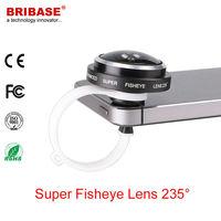 2015 Best Selling Universal fish eye 180 external camera for smart phone