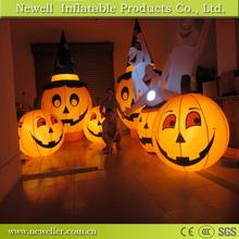 Cheap inflatable pumpkin decorations for customer