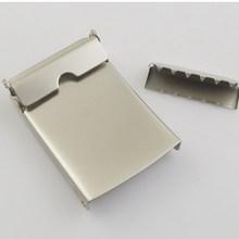 Bottom price crazy selling custom iron pin belt buckles for men
