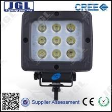 Super bright led work light 27w led work for all cars cree led work light cree led driving light