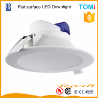2016 new arrival rotation 8 inch led downlight 24w ce rohs certificate