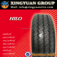 XC-1 China Famous and Hotsale PCR Car Tires Factory Manufacturer
