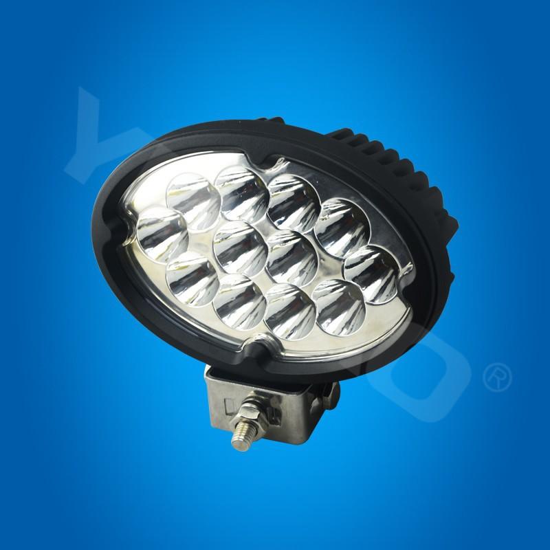 6 Volt Led Tractor Lights : Super bright led work light truck lamp volt w