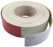 Reflective Tape for Cars, Reflective Sticker, Vehicle Conspicuity Tape, HI-INT-180012 DOT FMVSS 108